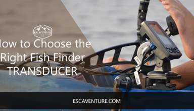 how to choose the right fishfinder transducer