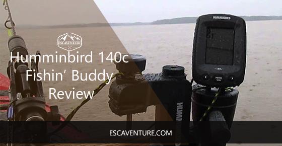 humminbird 140c fishin buddy review