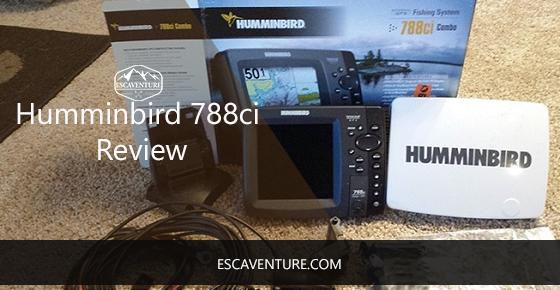 humminbird 788ci gps combo review