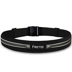 Freetoo Running Belt Workout Fanny Pack Running Bag Waist Pack review