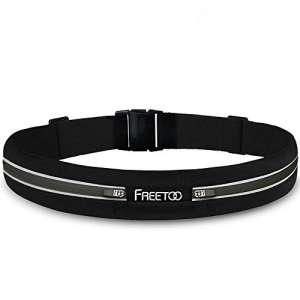 Freetoo Running Belt Workout Fanny Pack Running Bag Waist Pack review