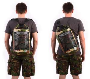 dry bag straps