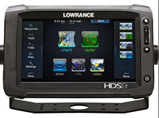 Lowrance HDS-9 Gen2 Touch Insight Display