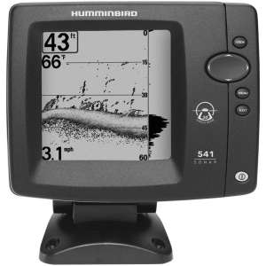 humminbird 541 review