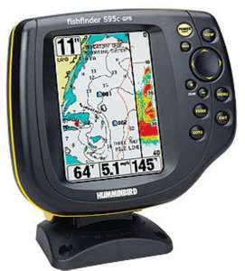 humminbird 595c gps combo review