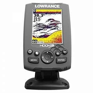 lowrance hook 3x fishfinder review