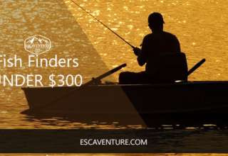 fish finders under 300 dollars