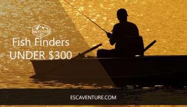 fish finders under 300 dollars