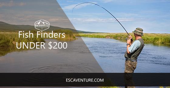 fish finders under 200