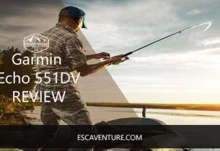 garmin echo 55dv review