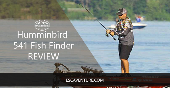 humminbird 541 fishfinder review