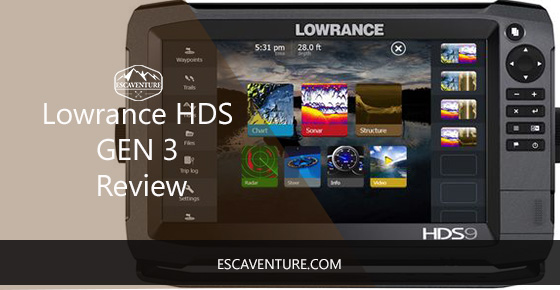 lowarance hds gen 3 review