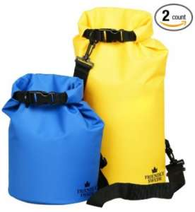 The Friendly Swede Compact and Lightweight Dry Bag