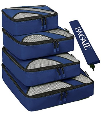 bagail 4 set packing cubes