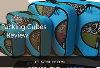 best packing cubes for trave;