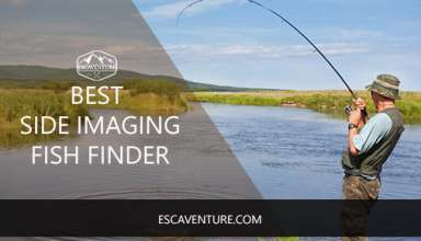 best side imaging fish finder